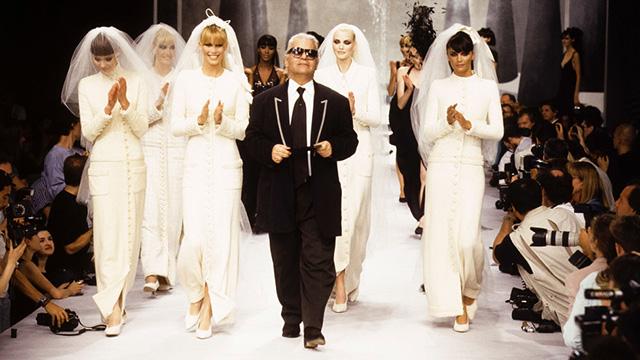 Najljepše vjenčanice modne ikone Karla Lagerfelda